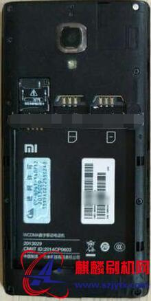 红米1S联通版2013029电信版2013028解激活设备(账户锁)线刷包