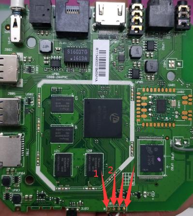 广东创维E900高安版hi3798mv100线刷固件rom可以救砖
