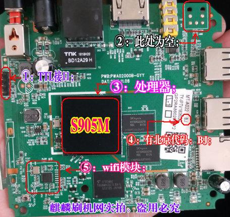 北京粉丝互动hgs905_s905m处理器刷安卓系统教程